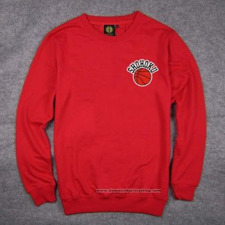 Shohoku Sweatshirts Red