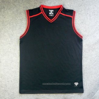 Touou Jersey Custom Black